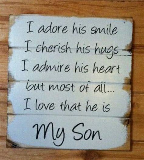 Quotes About Sons Best 25 My Quotes Ideas On My