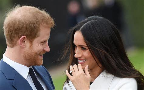 Prince Harry Et Meghan Markle Fiancés  La Date Et Le Lieu