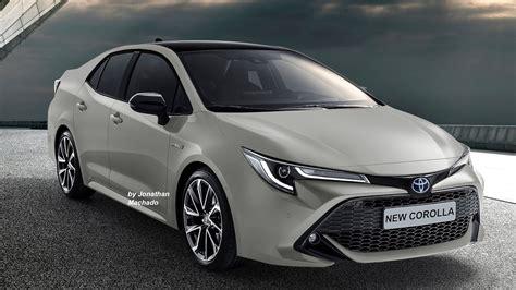 Nextgen 2019 Toyota Corolla Altis (2019 Toyota Corolla