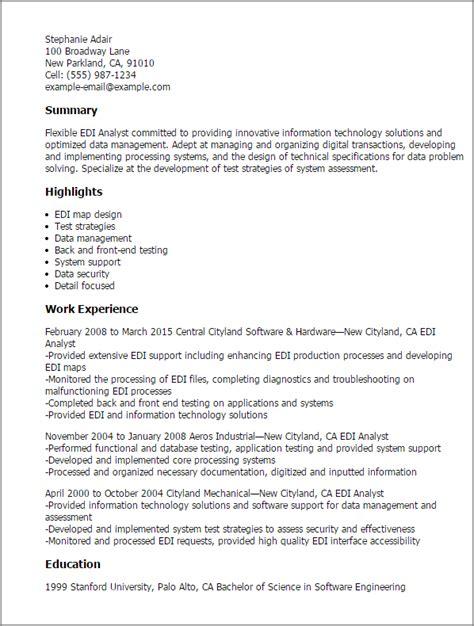 Bioinformatics Resume by Bioinformatics Analyst Resume