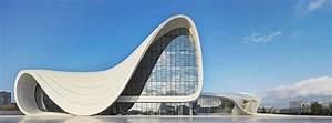 Zaha Hadid Bauwerke : heydar aliyev center baku bega ~ Frokenaadalensverden.com Haus und Dekorationen
