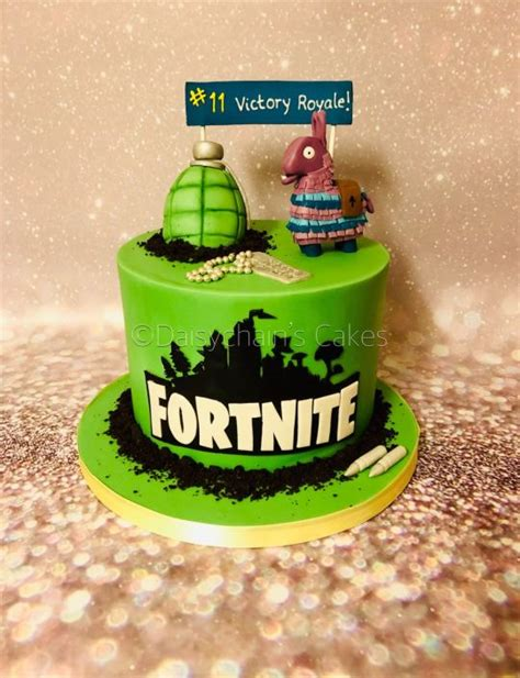 Permalink to Birthday Cakes At Fortnite