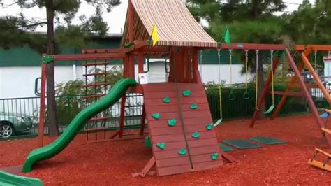decorating awesome gorilla swing sets  kids play yard