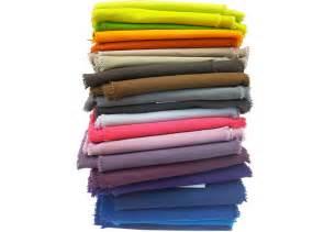 Tissu Pour Rideaux Pas Cher by Tissu Coton Uni Diabolo Tissu Au M 232 Tre Tissu D