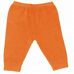 Orange Baby Leggings - Trendy Clothes