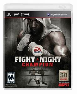 Review fight night champion for Fight night champion review