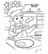 Pancake Coloring Pages Drawing Ones Snacks Wonderful Momjunction sketch template