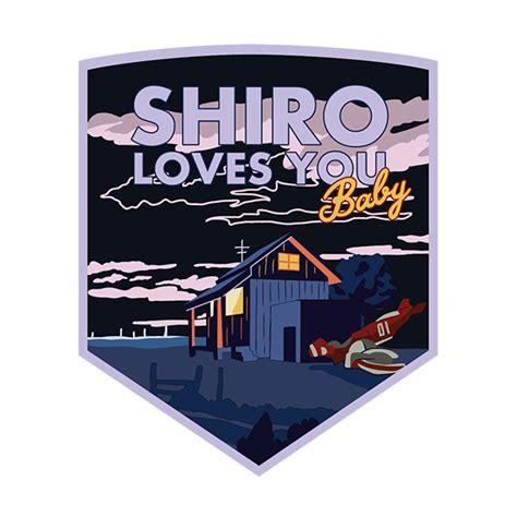 shiro you sticker you stickers shiro