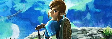 The Legend Of Zelda Breath Of The Wild Para Switch En Anaitgames