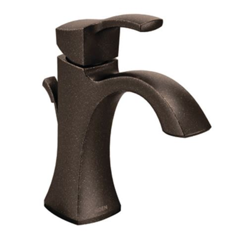 moen 6903orb voss single handle high arc lavatory faucet