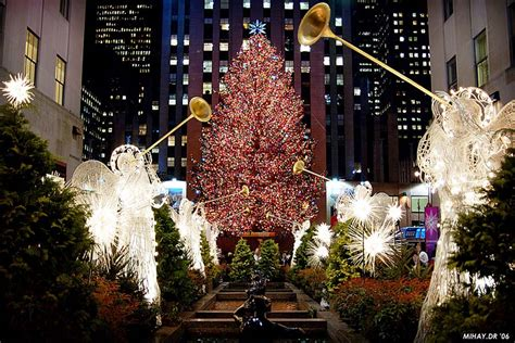 Famous Christmas Trees Around The World  Mytravelstudio