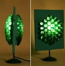 flaschen design 30 coole recycling ideen für tolle möbel und dekorationen