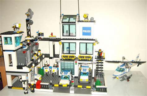 Lego City 7744  Police Headquarters  I Brick City