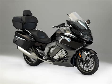Refreshed Bmw K 1600 Gtl Unveiled