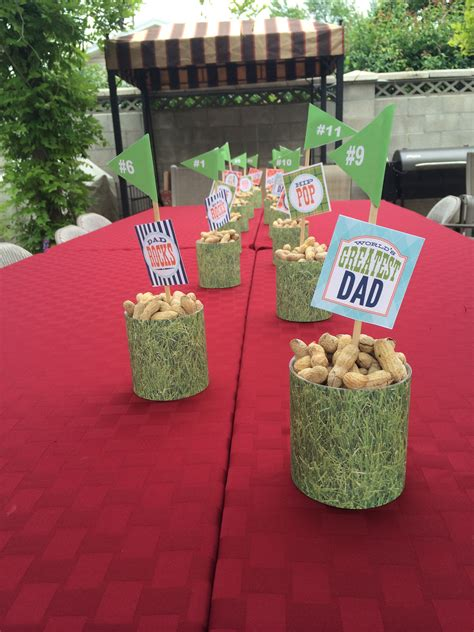 S Day Decorating Ideas by Fathers Day Table Decorations My Table Settings