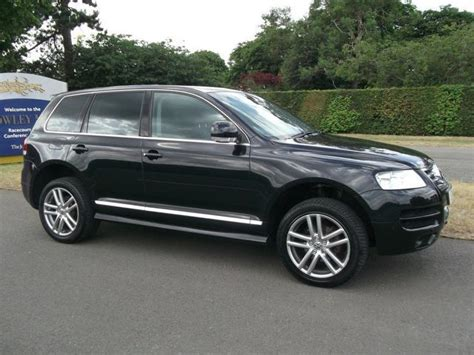 Vw Touareg 7 Passenger by 2006 Volkswagen Touareg Photos Informations Articles