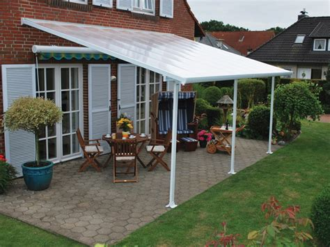 10 x 24 feria 4200 patio cover canopy w polycarbonate panels
