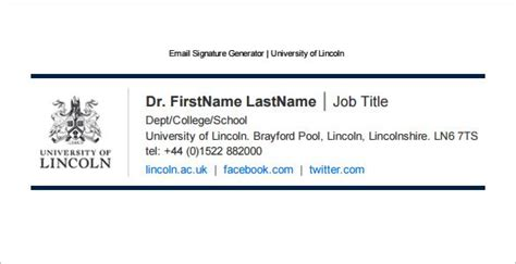 Best Resume Generator by 7 Best Email Signature Tools Generators Free