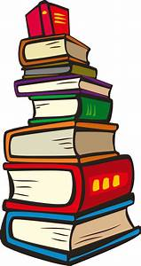Clipart Stack Of Books 4