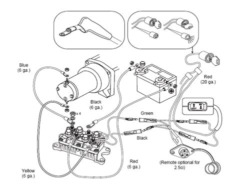 Chion Atv Winch Wiring Diagram For by Free Service Repair Manual Rubicon 500 Foreman Winch