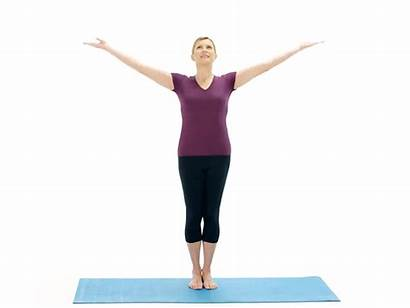 Yoga Beginners Standing Poses Silversneakers Chair Pose