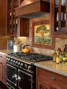Craftsman Style Kitchen Backsplash Tiles
