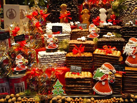 The German Christmas Market