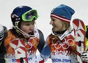 Winter Olympics 2104 US Teen Mikaela Shiffrin Wins