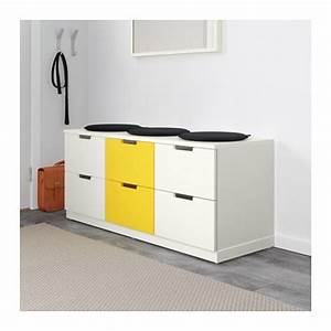 Ikea Nordli Kommode : nordli 6 drawer dresser white yellow ikea answers pinterest drawers dresser and hall ~ Markanthonyermac.com Haus und Dekorationen