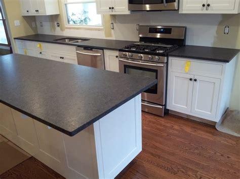 black pearl leather granite by granite countertops inc