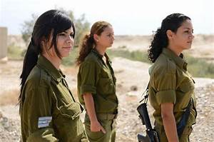 Beautiful Israeli Army Girls