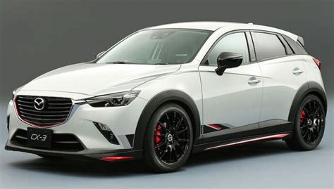 Modifikasi Mazda Cx3 mazda cx 3 modifikasi autonetmagz review mobil dan