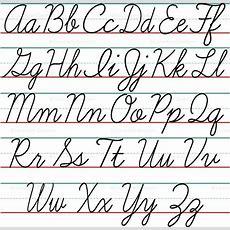 Cursive Alphabet Fabric  Isaac  Cursive Alphabet, Cursive, Cursive Letters