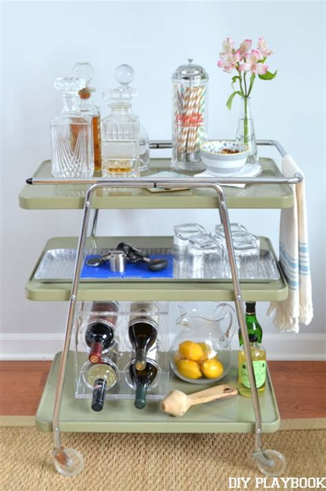 Bar Accessories Store by Bar Cart Accessories Do S And Don T S The Diy Playbook