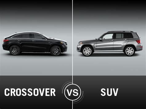 Crossover Vs Suv suv vs crossover comparison capabilities differences