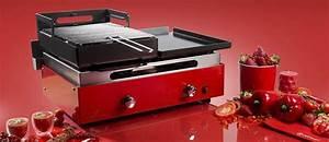 Barbecue Gaz Et Charbon : barbecue plancha grill au gaz et au charbon de bois verycook ~ Dailycaller-alerts.com Idées de Décoration