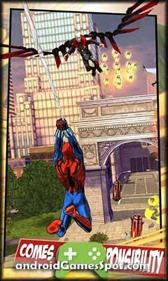 spider man unlimited apk