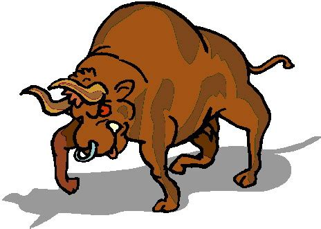 bulls animated images gifs pictures animations