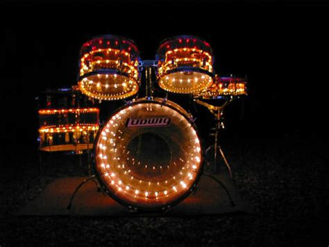 drum set lights 22 cool drum sets smosh