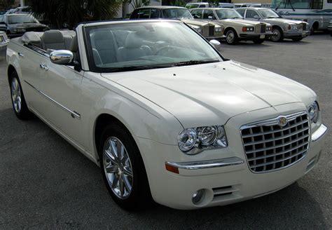 Cheap Chrysler 300 by 2008 Chrysler 300 Convertible Car Chrysler 300