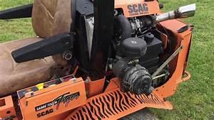 Scag Diesel Turbo