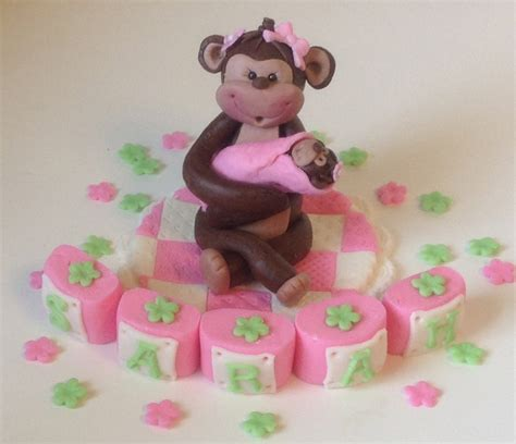 5 letter edible fondant block letters cake cupcake 129 best images about monkey theme on bed cake 13919