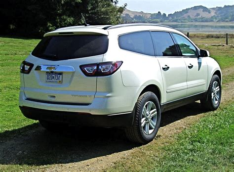 2013 Chevrolet Traverse by Iveho Test Drive 2013 Chevrolet Traverse Fwd 2lt