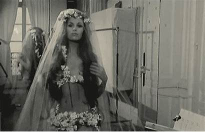 Retro 60s Bride Oldies Ysl