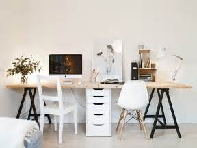 Amenagement Bureau Maison Ikea by 25 Best Ideas About Two Person Desk On Pinterest 2
