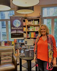 Waterstones, Brussels Hosts a Moondance Evening with Diane ...