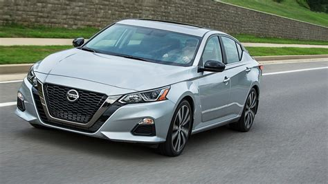 2019 Nissan Altima Platinum Vc Turbo by 2019 Nissan Altima Drive Where It Counts
