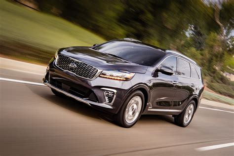 2019 Kia Sorento Refreshed And Ready For Los Angeles Auto Show