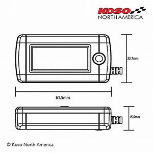 Koso Rx2n Wiring Diagram Koso Rx2n Replica Manual Wiring