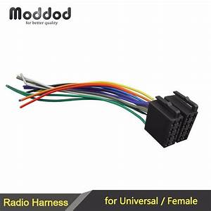 Aliexpress Com   Buy Universal Female Iso Wiring Harness